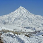 Mount Damavand, Foto by H.Bokaie